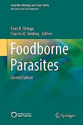 Portada del libro 9783319676623 Foodborne Parasites (Research and Development) (Hardcover)