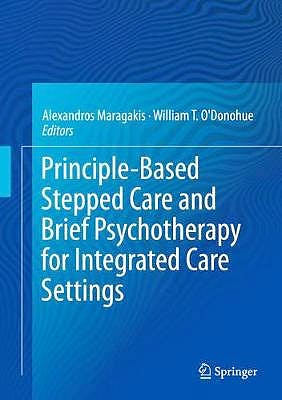 Portada del libro 9783319705385 Principle-Based Stepped Care and Brief Psychotherapy for Integrated Care Settings