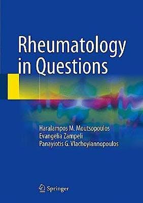 Portada del libro 9783319716039 Rheumatology in Questions