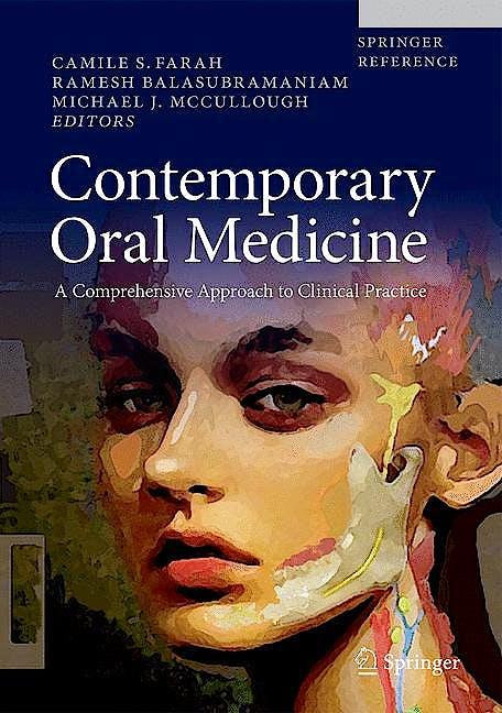 Portada del libro 9783319723013 Contemporary Oral Medicine. A Comprehensive Approach to Clinical Practice, 3 Vols.