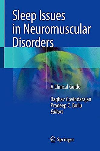 Portada del libro 9783319730677 Sleep Issues in Neuromuscular Disorders. A Clinical Guide