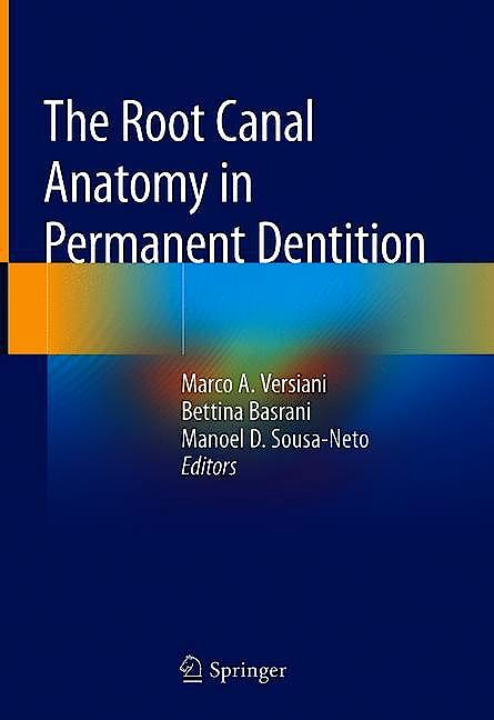 Portada del libro 9783319734439 The Root Canal Anatomy in Permanent Dentition