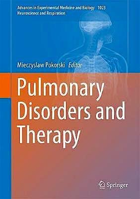 Portada del libro 9783319737027 Pulmonary Disorders and Therapy