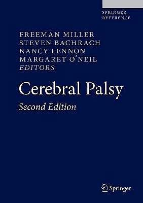 Portada del libro 9783319745596 Cerebral Palsy, 3 Vols. + E-Book