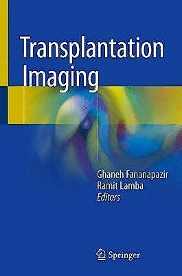 Portada del libro 9783319752648 Transplantation Imaging