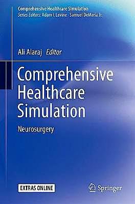 Portada del libro 9783319755823 Comprehensive Healthcare Simulation: Neurosurgery + Extras Online
