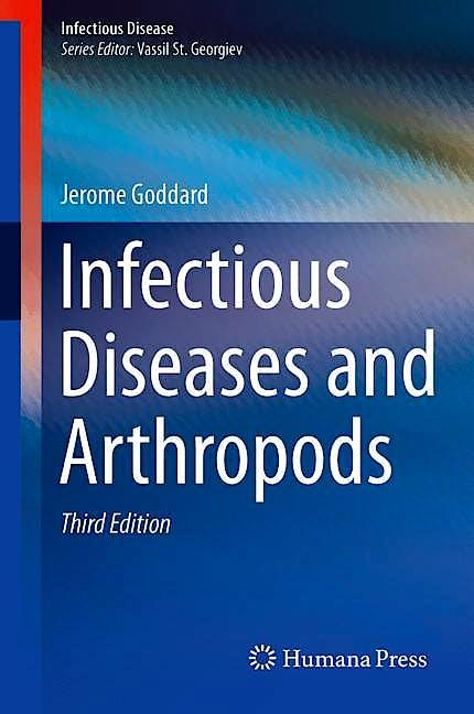 Portada del libro 9783319758732 Infectious Diseases and Arthropods (Infectious Disease)