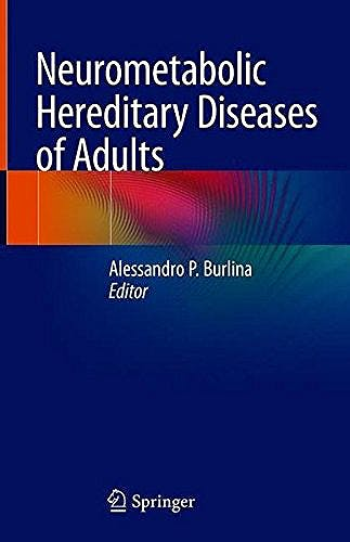 Portada del libro 9783319761466 Neurometabolic Hereditary Diseases of Adults