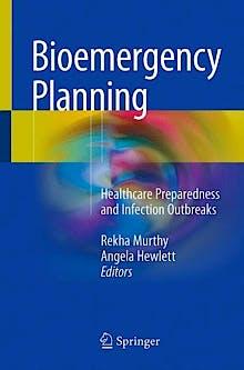 Portada del libro 9783319770314 Bioemergency Planning. A Guide for Healthcare Facilities