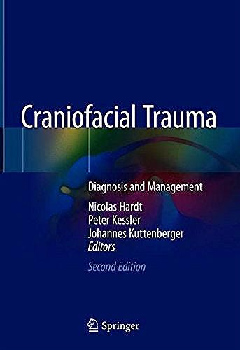 Portada del libro 9783319772097 Craniofacial Trauma. Diagnosis and Management