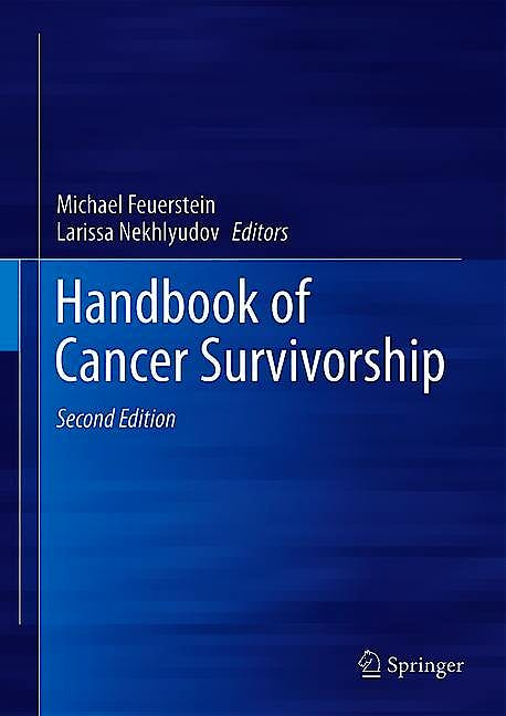 Portada del libro 9783319774305 Handbook of Cancer Survivorship