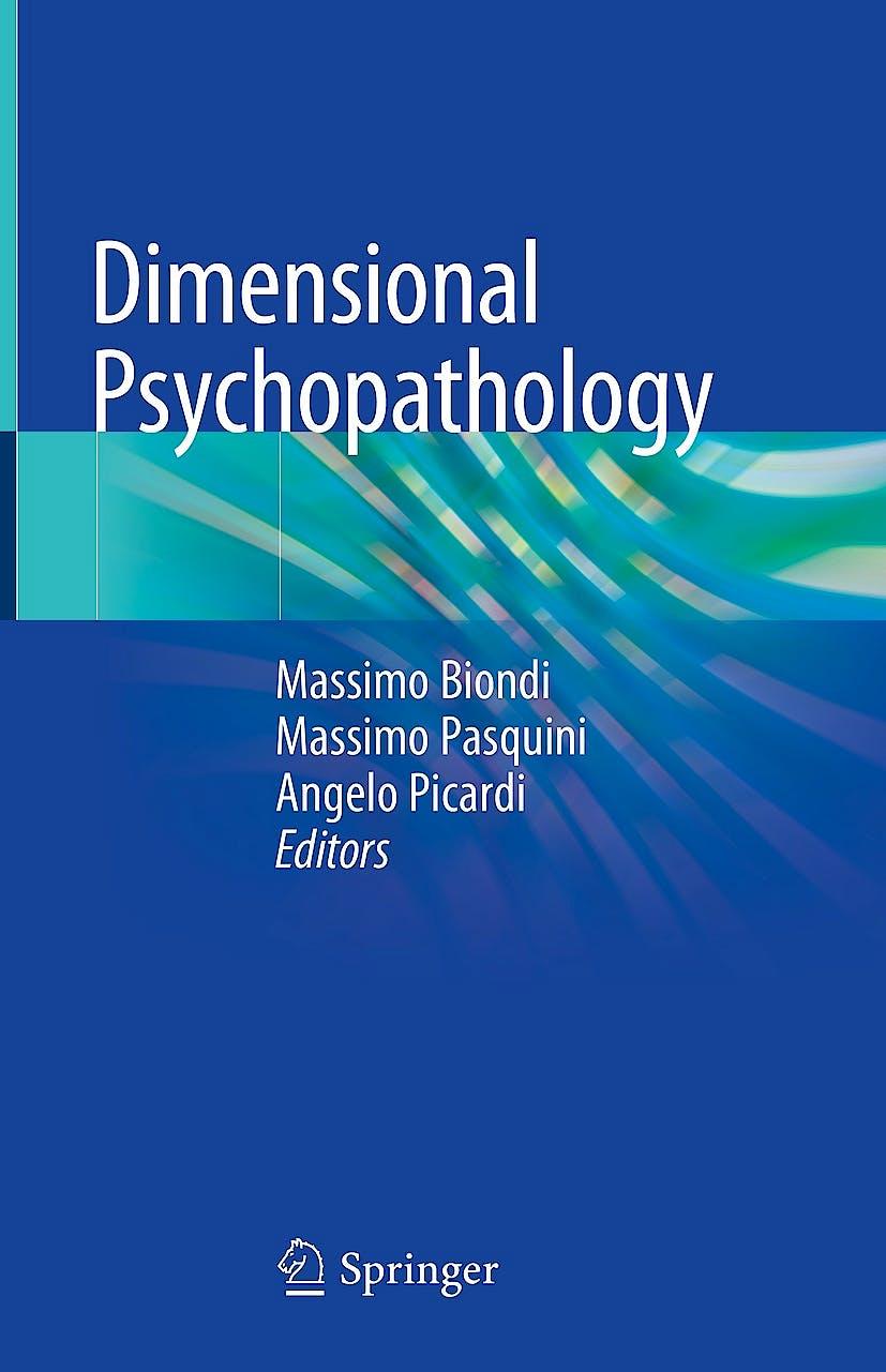 Portada del libro 9783319782010 Dimensional Psychopathology