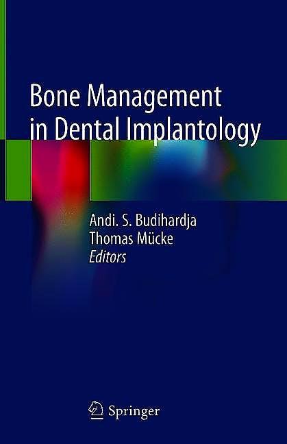 Portada del libro 9783319789507 Bone Management in Dental Implantology
