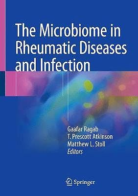 Portada del libro 9783319790251 The Microbiome in Rheumatic Diseases and Infection