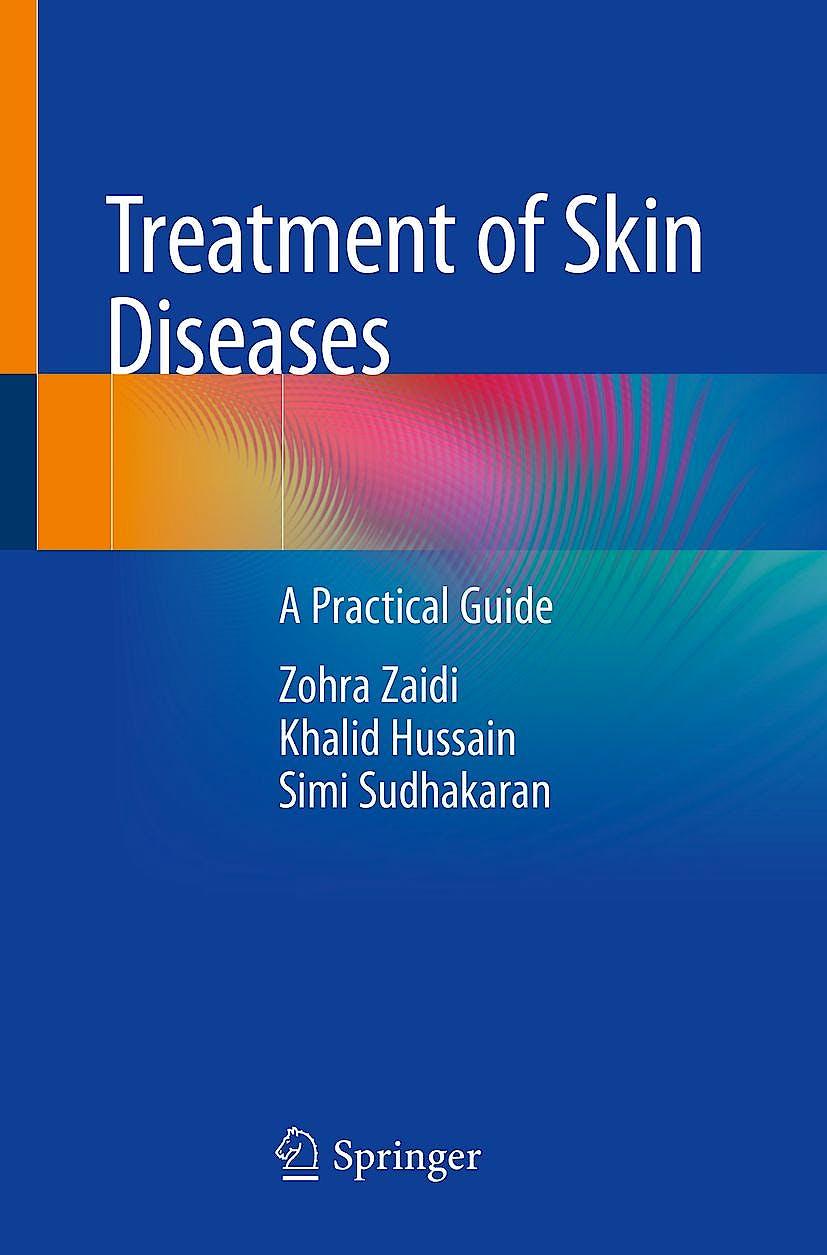 Portada del libro 9783319895802 Treatment of Skin Diseases. A Practical Guide