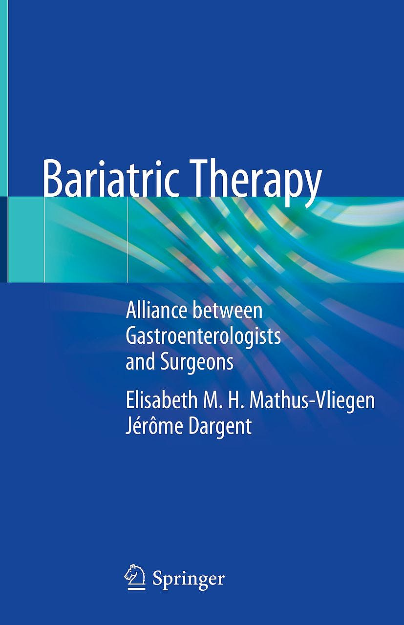 Portada del libro 9783319900735 Bariatric Therapy. Alliance between Gastroenterologists and Surgeons