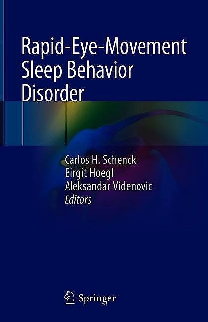 Portada del libro 9783319901510 Rapid-Eye-Movement Sleep Behavior Disorder