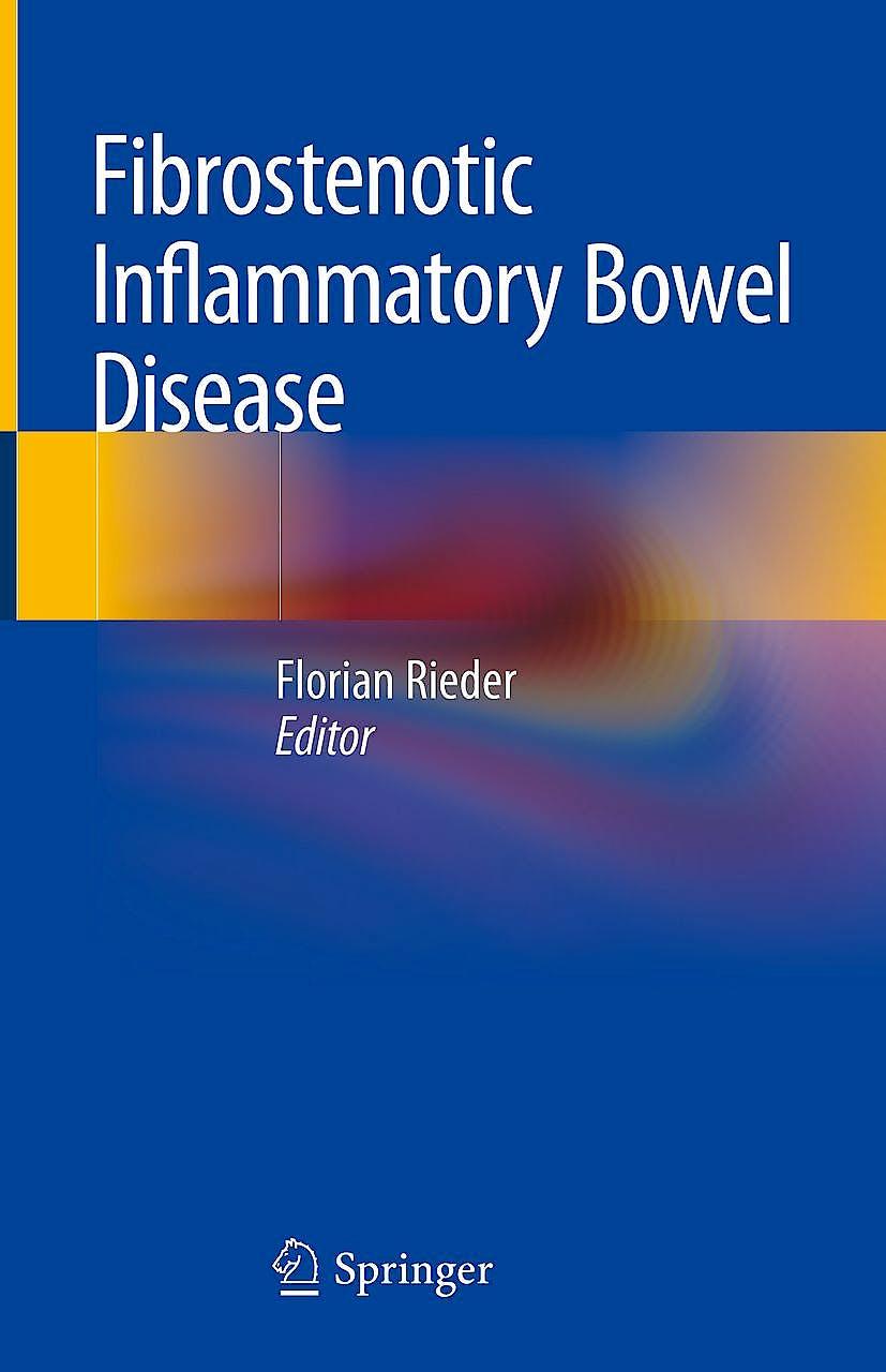 Portada del libro 9783319905778 Fibrostenotic Inflammatory Bowel Disease