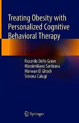 Portada del libro 9783319914961 Treating Obesity with Personalized Cognitive Behavioral Therapy