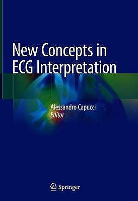 Portada del libro 9783319916767 New Concepts in ECG Interpretation