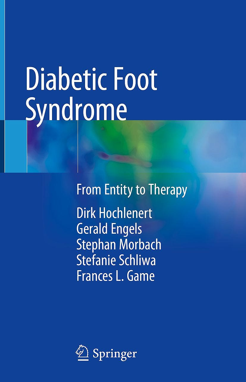 Portada del libro 9783319920542 Diabetic Foot Syndrome. From Entity to Therapy