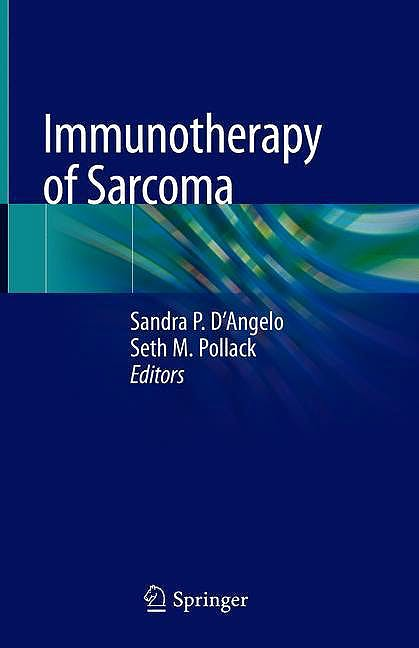 Portada del libro 9783319935294 Immunotherapy of Sarcoma