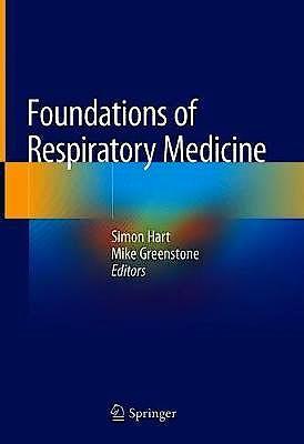 Portada del libro 9783319941257 Foundations of Respiratory Medicine