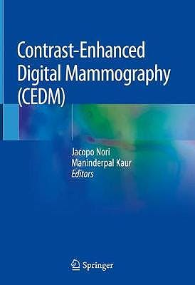 Portada del libro 9783319945521 Contrast-Enhanced Digital Mammography (CEDM)