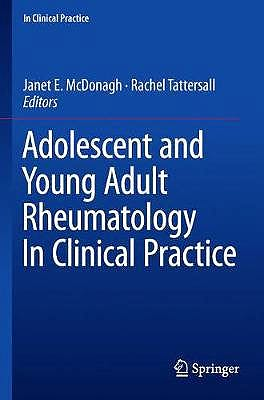 Portada del libro 9783319955186 Adolescent and Young Adult Rheumatology In Clinical Practice