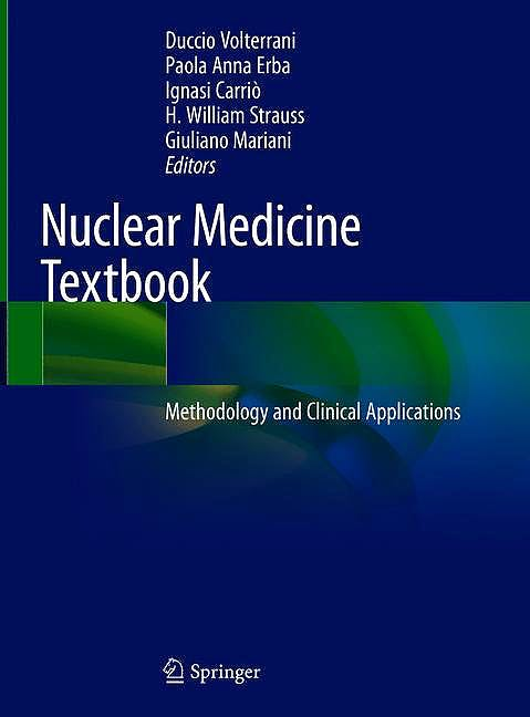 Portada del libro 9783319955636 Nuclear Medicine Textbook. Methodology and Clinical Applications