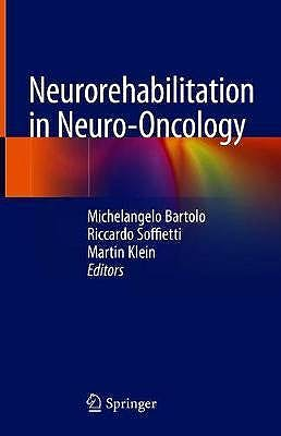 Portada del libro 9783319956831 Neurorehabilitation in Neuro-Oncology