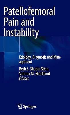 Portada del libro 9783319976396 Patellofemoral Pain and Instability. Etiology, Diagnosis and Management