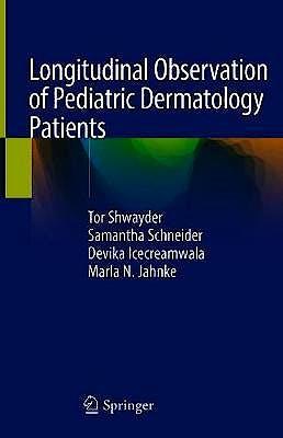 Portada del libro 9783319981000 Longitudinal Observation of Pediatric Dermatology Patients
