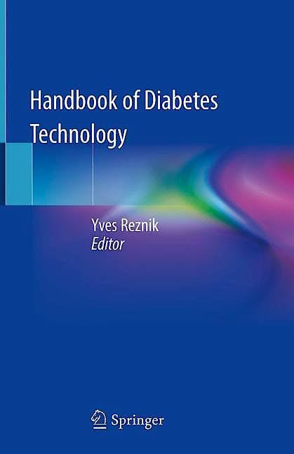 Portada del libro 9783319981185 Handbook of Diabetes Technology