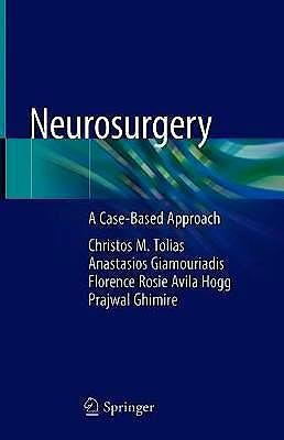 Portada del libro 9783319982335 Neurosurgery. A Case-Based Approach