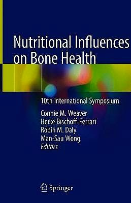 Portada del libro 9783319984636 Nutritional Influences on Bone Health. 10th International Symposium