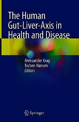 Portada del libro 9783319988894 The Human Gut-Liver-Axis in Health and Disease