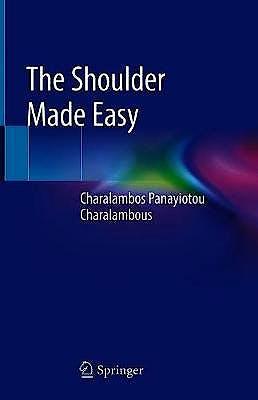 Portada del libro 9783319989075 The Shoulder Made Easy