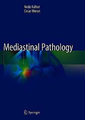 Portada del libro 9783319989792 Mediastinal Pathology