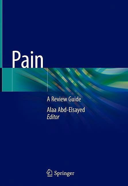 Portada del libro 9783319991238 Pain. A Review Guide
