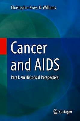 Portada del libro 9783319993584 Cancer and AIDS, Part I: An Historical Perspective