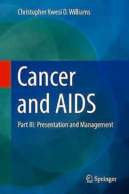 Portada del libro 9783319993614 Cancer and AIDS, Part III: Presentation and Management