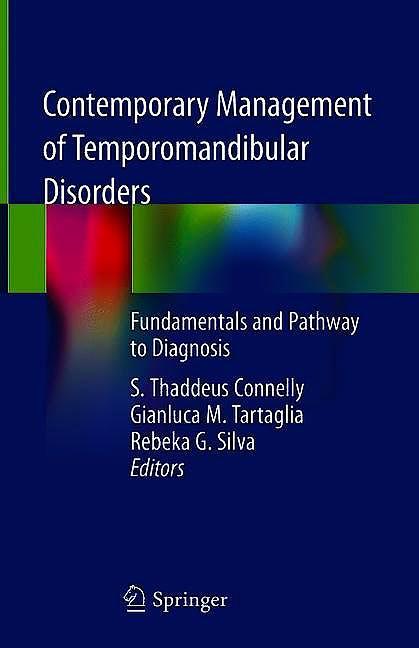 Portada del libro 9783319999142 Contemporary Management of Temporomandibular Disorders. Fundamentals and Pathway to Diagnosis + Content Online
