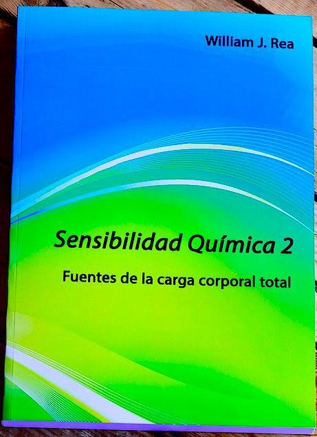 Portada del libro 9783403065708 Sensibilidad Química 2.  Fuentes de la Carga Corporal Total