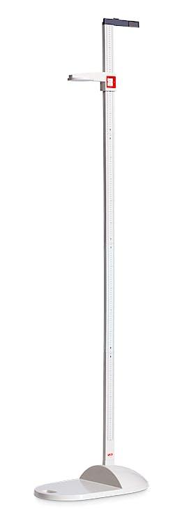 Tallímetro Mecánico Portátil SECA Mod. 213, Escala 20-205 cm., División 1 mm.