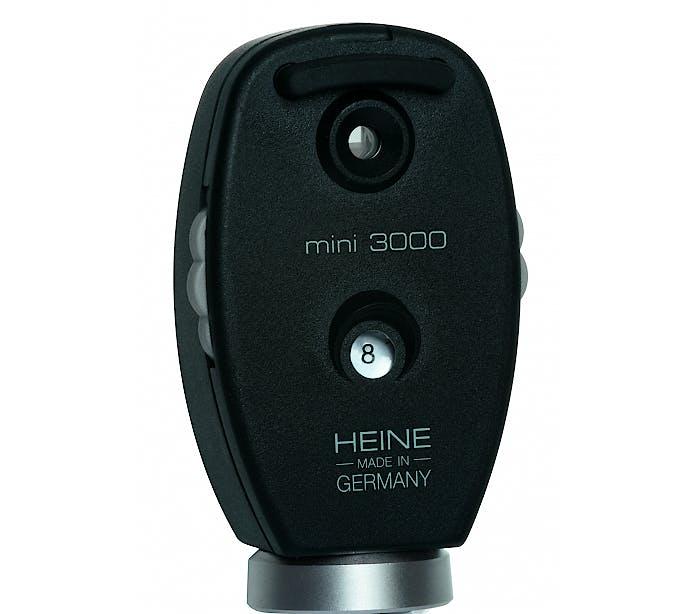 Cabezal Oftalmoscopio Heine Mini 3000 Halogeno XHL