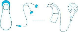 Fonendoscopio Electronico Ekuore Pro Kit Básico Amplificado-Perdida Auditiva
