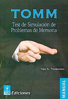Portada del libro 9783426877135 Tomm. Test de Simulacion de Problemas de Memoria (Juego Completo)