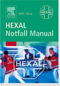 Portada del libro 9783437219924 Hexal Notfall Manual