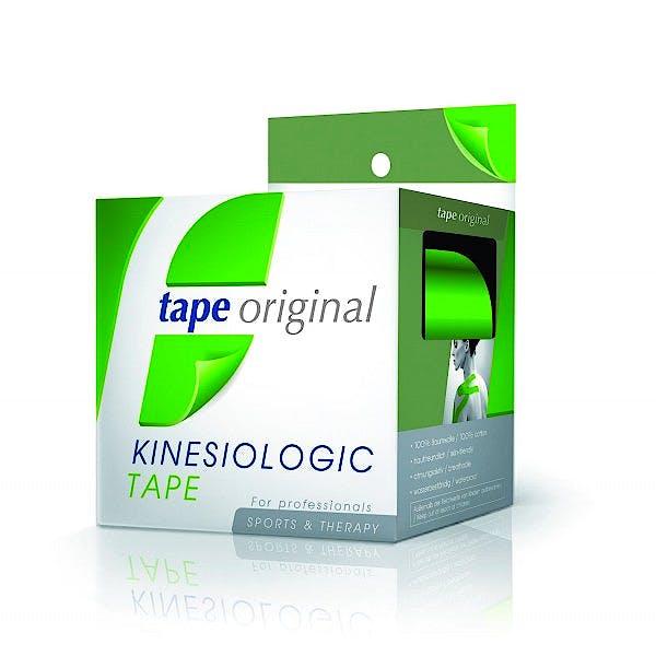 Tape Original Kinesiologic Tape Verde (5cm X 5m)